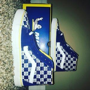 dd814476b313 Vans Shoes - Vans x Michelin ultra rare shoes
